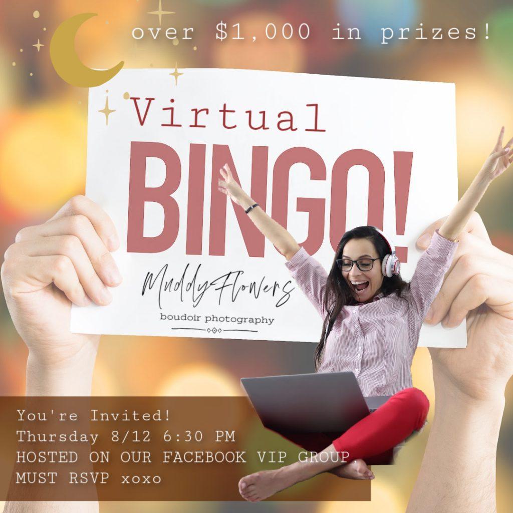virtual bingo ladies night event minneapolis mn